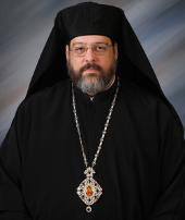 His Grace, Bishop GREGORY, Bishop of the American Carpatho-Russian Orthodox Diocese