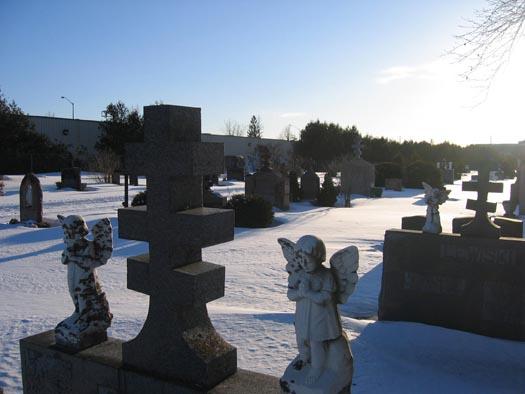 Holy Trinity Bukovynian  Cemetery